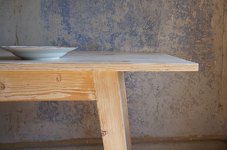 Solenn Design Tisch Knorke 02 FB213 Zarge